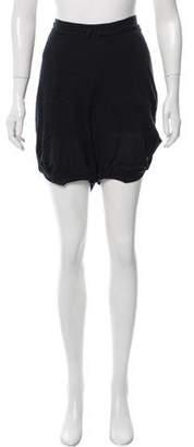 Inhabit High-Rise Mini Shorts w/ Tags