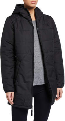 The North Face Merriewood Reversible Parka Jacket