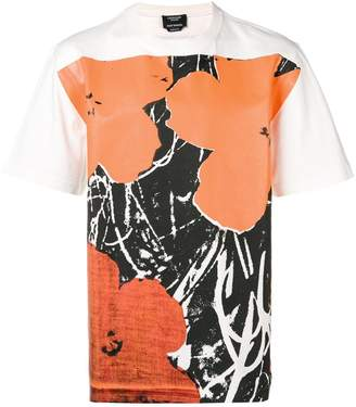 Calvin Klein graphic design T-shirt