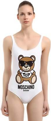 Moschino Teddy Bear One Piece Swimsuit