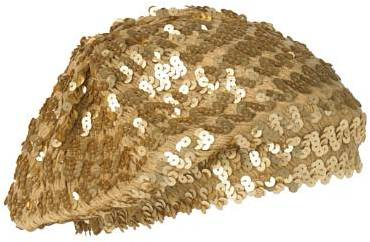 New Look Sequin Beret