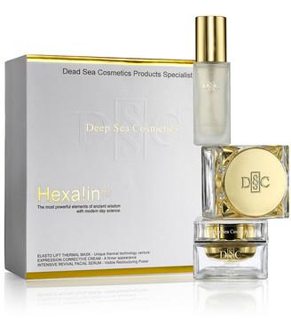 D.E.P.T Deep Sea Cosmetics 3Pc Hexalin Kit