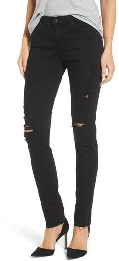 AG Prima Mid Rise Cigarette Jeans