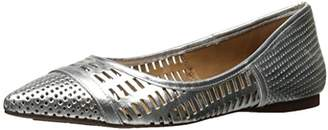 French Sole Women's Vivid Pointed Toe Flat