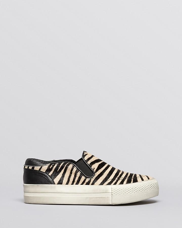 Ash Slip On Sneakers - Jungle