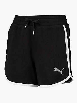 Puma Girls' Shorts, Black