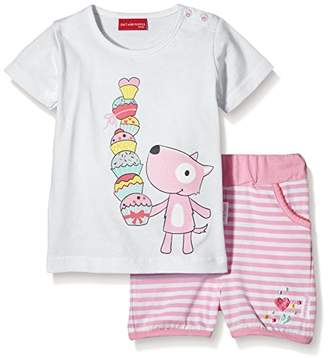 Salt&Pepper Salt and Pepper Baby Girls Clothing Set - Multicoloured - 6-9 Months