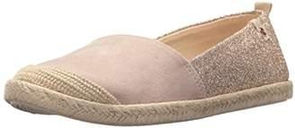 Roxy Women's Flora Slip on Shoe Sneaker