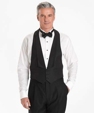 Brooks Brothers Barathea Backless Vest