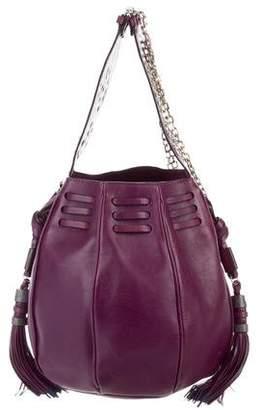 Chloé Leather Bucket Bag