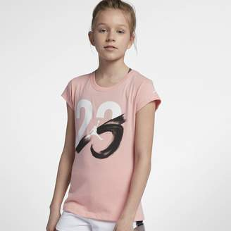 Jordan 23 Split Big Kids' (Girls') T-Shirt