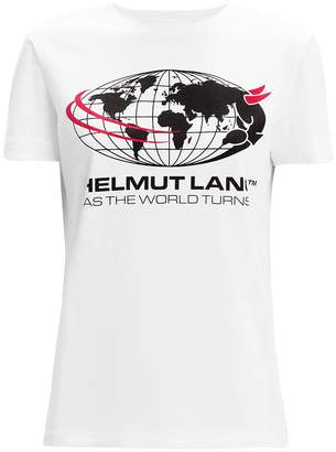 Helmut Lang World Turns T-Shirt