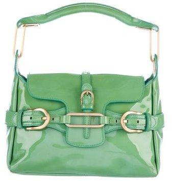 Jimmy ChooJimmy Choo Patent Leather Tulita Bag