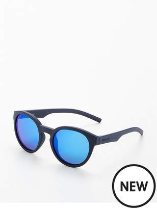 70cea5d4af4 Polaroid Poloriod Kids Blue Sunglasses