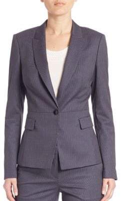 HUGO BOSS Jifabio Striped Blazer