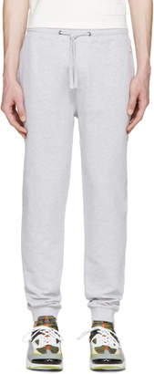 Kenzo Grey Small Logo Lounge Pants