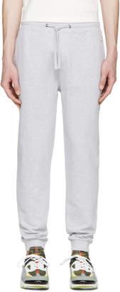 Kenzo Grey Small Logo Lounge Pants
