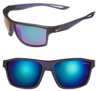 4adb2425af ... Nike Legend 65mm Mirrored Multi-Sport Sunglasses