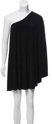 Julie Brown One-Shoulder Mini Dress w/ Tags