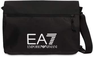 Train Prime Nylon Messenger Bag