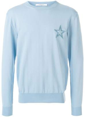 Givenchy star sweater