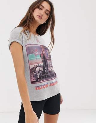 Only 'Elton John' photographic t-shirt