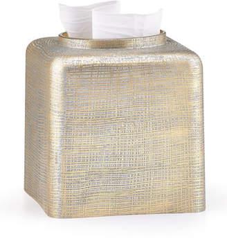 Labrazel Woven Metallic Tissue Cover