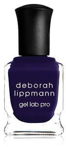 Deborah Lippmann Gel Lab Pro - After Midnight - dark indigo creme