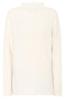The Row Minah silk and cashmere sweater
