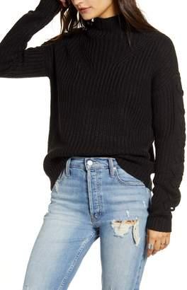 Vero Moda Glendora Funnel Neck Sweater