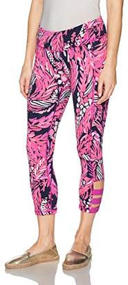 Lilly Pulitzer Women's UPF 50+ Weekender Cropped Legging