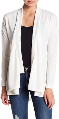 Susina Dolman Sleeve Open Front Cardigan
