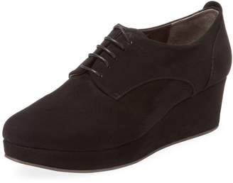 Coclico Women's Pearl Wedge Oxford
