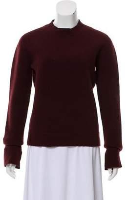 Celine Wool Long Sleeve Sweater