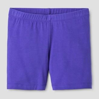 Cat & Jack Girls' Tumble Shorts Cat & Jack $5 thestylecure.com