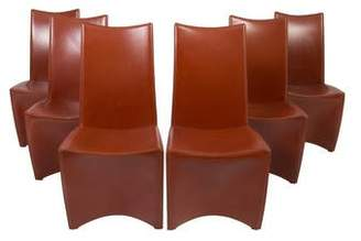 Philippe Starck Ed Archer Dining Chairs
