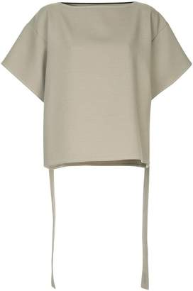 MM6 MAISON MARGIELA loose fitted blouse