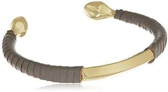 Shashi Asa Madonna Rose Gold Cuff Bracelet