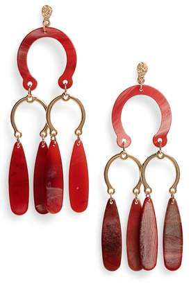 Stella + Ruby Dangle Earrings