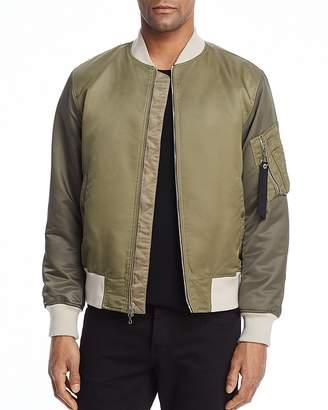 Rag & Bone Manston Color-Blocked Bomber Jacket