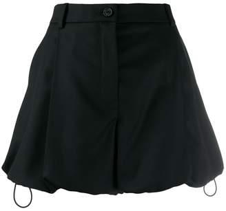 Nina Ricci drawstring cuff shorts