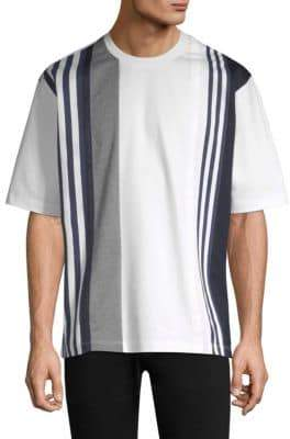 Solid Homme Stripe Tee