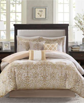 Madison Park Vanessa 7-Pc. California King Comforter Set Bedding
