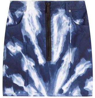 DSQUARED2 Tie-Dye Skirt