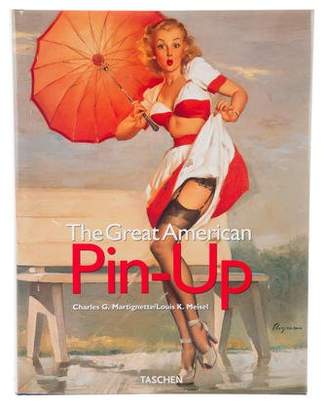 Taschen The Great American Pin-Up