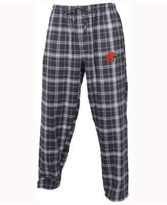 Concepts Sport Men's Cleveland Browns Ultimate Flannel Sleep Pants