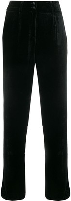 Mes Demoiselles straight trousers