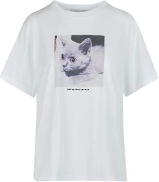 Stella McCartney Stella Mc Cartney Kitten t-shirt