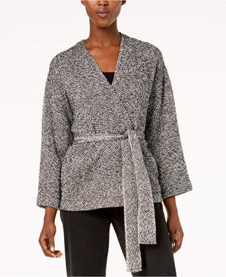 Eileen Fisher Organic Cotton Kimono Jacket, Regular & Petite