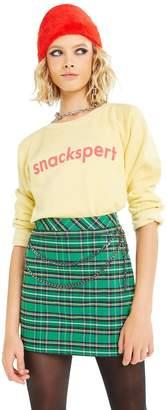 Wildfox Couture Snackspert Fiona Crew | Mellow